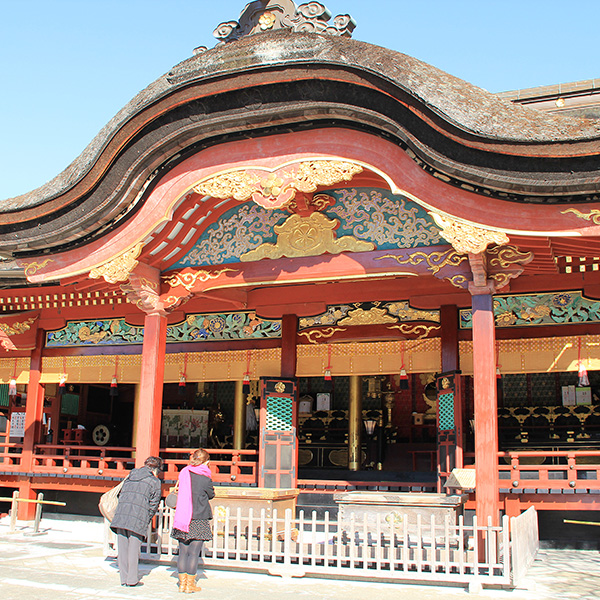 Real Japan,Fukuoka -Dazaifu Tenmangu Shrine
